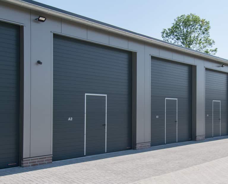 Halleneinheiten im Garagen- und Hallenpark Wallenhorst